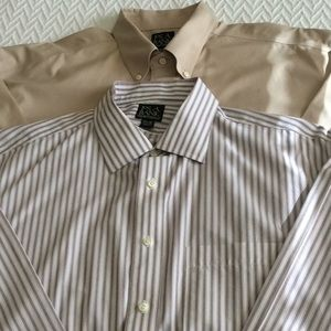 2 for 1 JoS.A.Bank Men's 17.5-35,36 Shirts